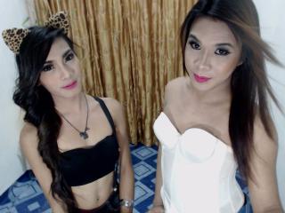 TwoFinestShemale webcam porn